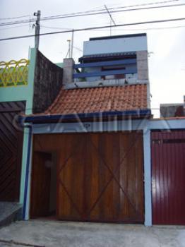 Sobrado residencial à venda, Cidade Líder, São Paulo - SO1144.