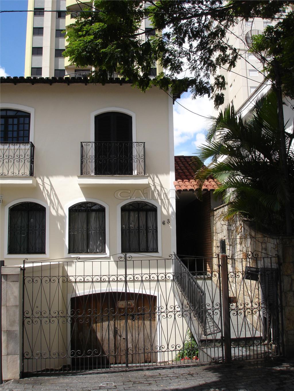 Sobrado Residencial à venda, Tatuapé, São Paulo - SO6975.