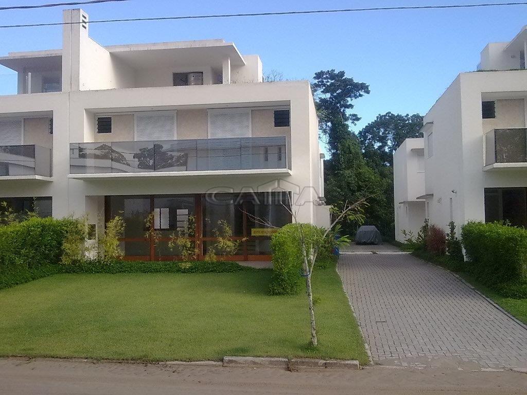 Sobrado residencial à venda, Riviera de São Lourenço, Bertioga - SO11818.