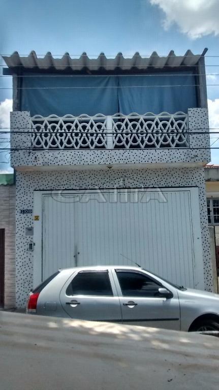 Casa residencial à venda, Cidade Líder, São Paulo - CA3264.