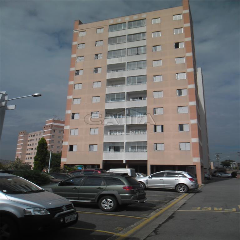 Apartamento residencial à venda, Cidade Líder, São Paulo.