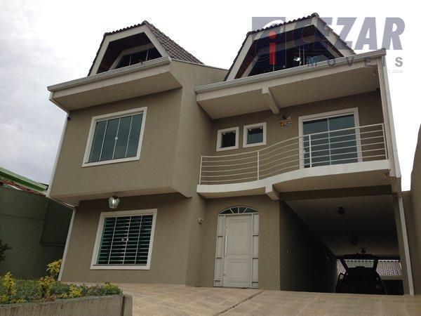 Maravilhoso Triplex  de Alto Padrão com 4 dormitórios no Portão