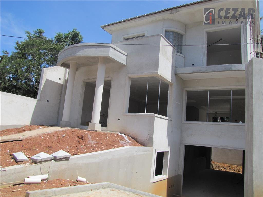 Casa Alto Padrão no Cascatinha   4 suítes   4 vagas