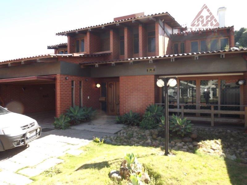 Casa residencial à venda, Vila Izabel, Curitiba.