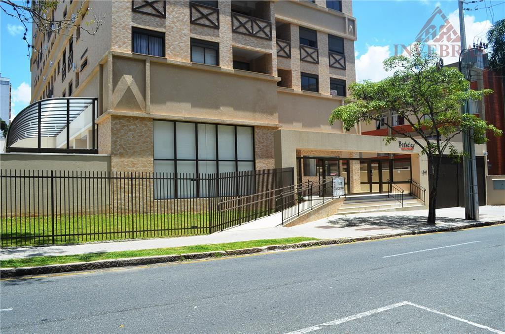 Cobertura nova 166,43m² à venda, Centro, Curitiba.