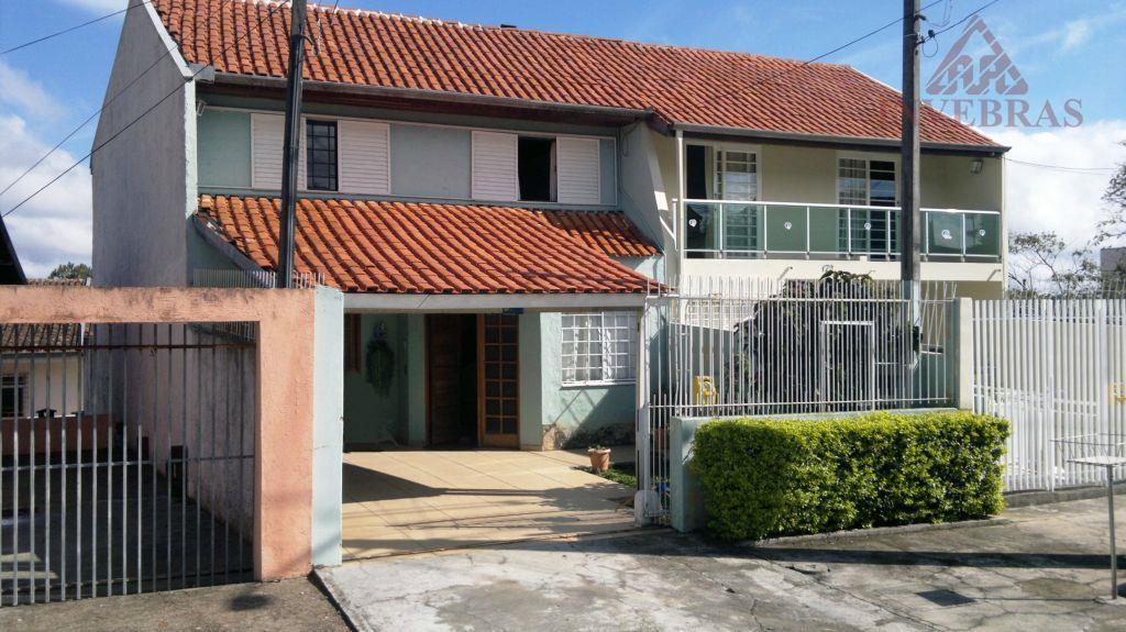 Sobrado Duplex 150m² à venda, Campina do Siqueira, Curitiba.