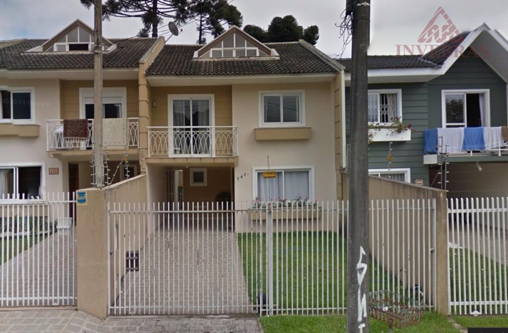 Sobrado residencial à venda, Vila Tanguá, Almirante Tamandaré.