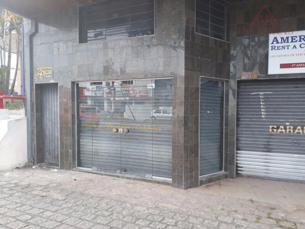 Loja comercial com 150m² para locação, Seminário, Curitiba.