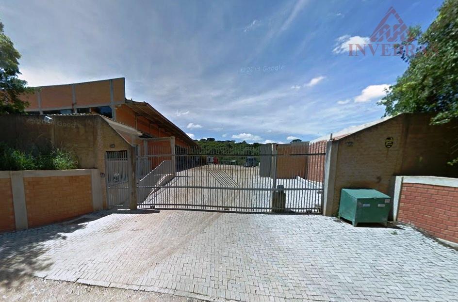 Barracão industrial para venda e locação, Umbará, Curitiba.