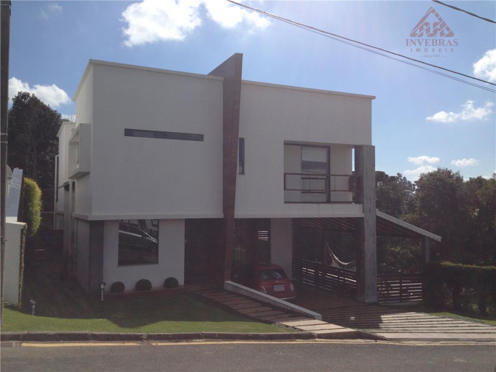 Casa  350m² em Condomínio Fechado à venda, Tanguá, Almirante Tamandaré.
