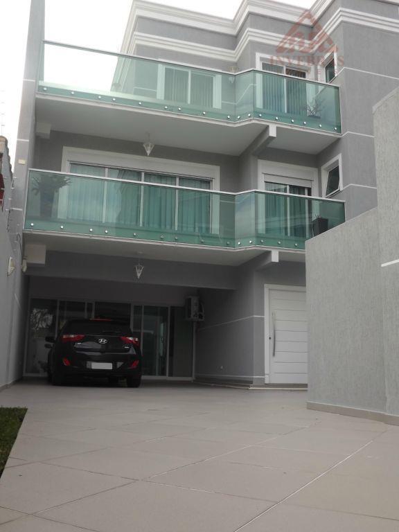 Casa 300m² à venda, Santa Quitéria, Curitiba.