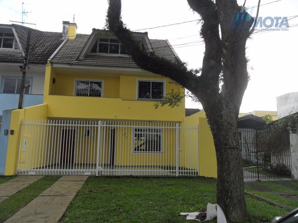 Sobrado  residencial à venda, Jardim das Américas, Curitiba.