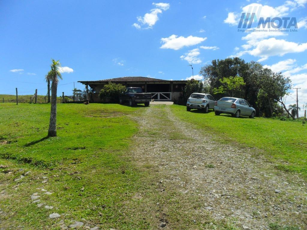 Chácara rural à venda, Palmitalzinho, Quatro Barras.