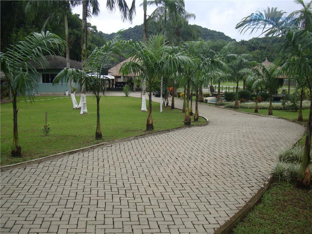 Chácara rural à venda, Rio Sagrado, Morretes.