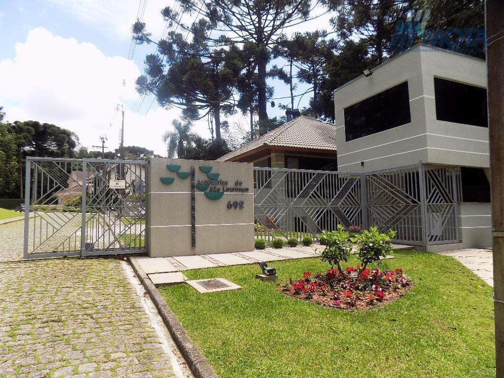 Casa de Alto Padrão residencial à venda, Abranches, Curitiba - Toda mobiliada
