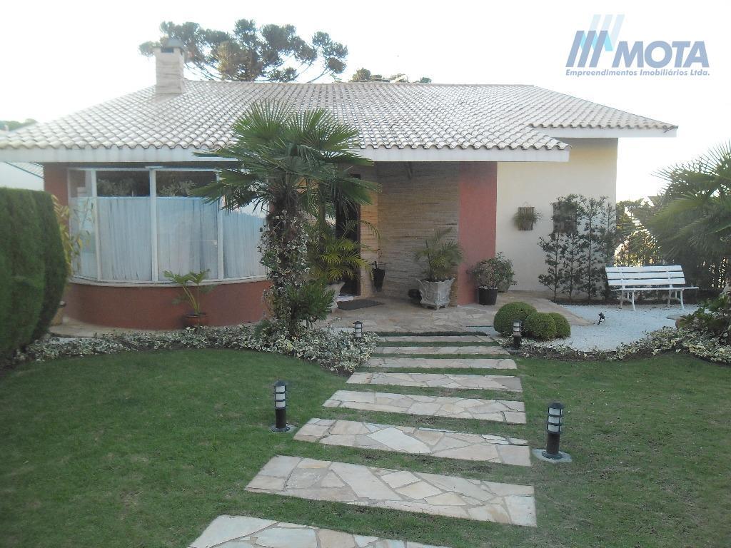 Casa residencial à venda, Vila Tanguá - CA0223.