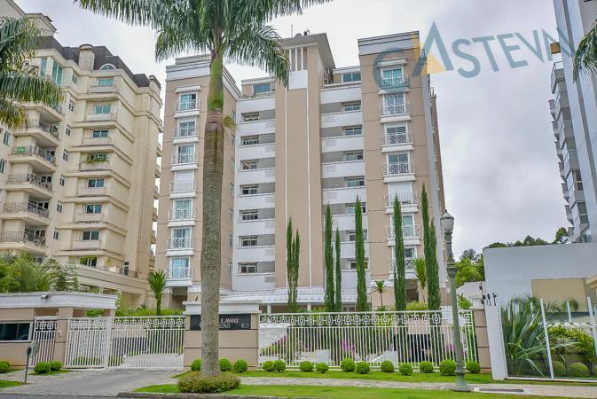 Apartamento residencial à venda, Hugo Lange, Curitiba.