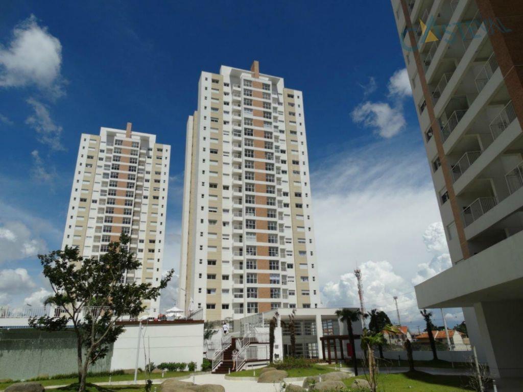 Apartamento residencial à venda, Ecoville, Curitiba.