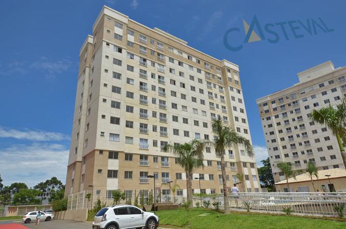 Apartamento residencial para venda e locação, Pinheirinho, Curitiba.