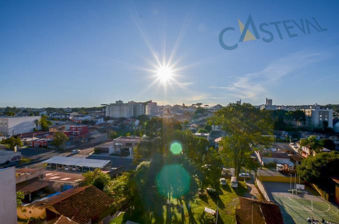 Apartamento residencial à venda, Santa Cândida, Curitiba.