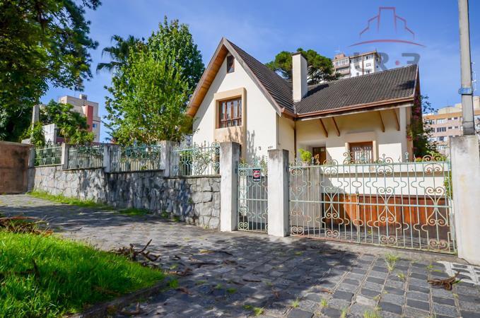 Casa comercial para locação, Alto da Rua XV, Curitiba - CA0038.