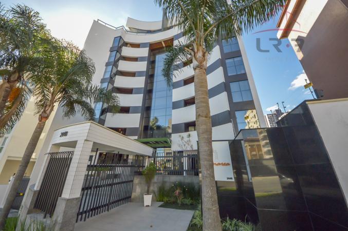 Apartamento residencial para venda e locação, Bigorrilho, Curitiba - AP0336.
