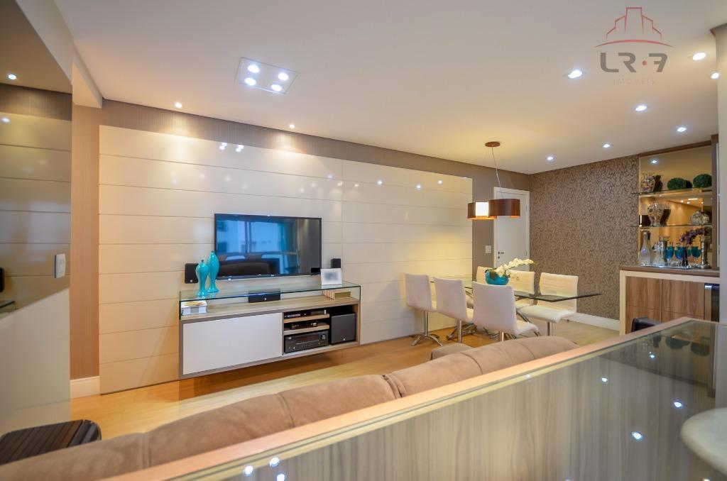 Apartamento residencial à venda, Ecoville, Curitiba - AP0383.
