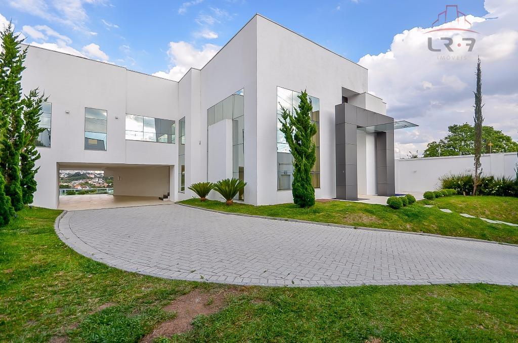 Casa residencial à venda, Campo Comprido, Curitiba - CA0020.