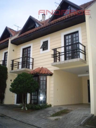 Sobrado  residencial para locação, Afonso Pena, São José dos Pinhais.