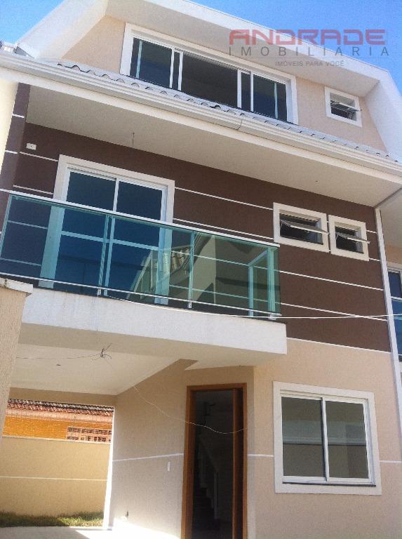 Sobrado  residencial à venda, Uberaba, Curitiba.