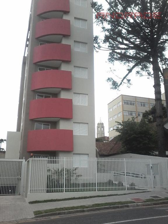 Apartamento  residencial para locação, São Francisco, Curitiba.