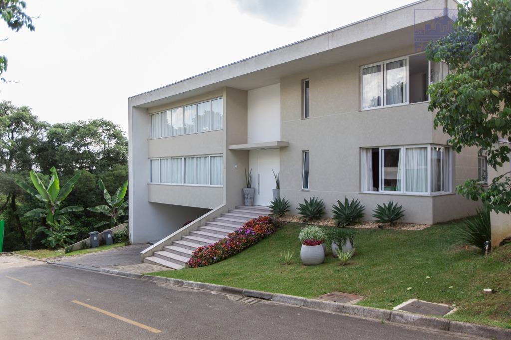 Casa residencial à venda, Abranches, Curitiba.