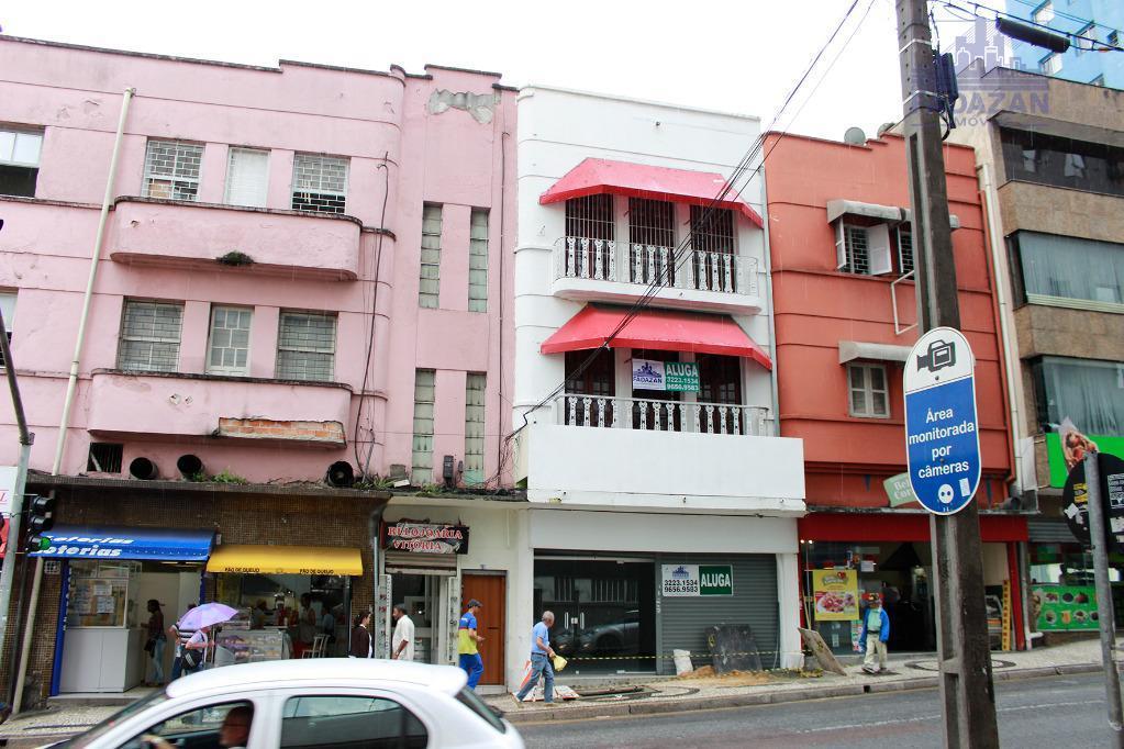Loja comercial à venda, Centro, Curitiba.