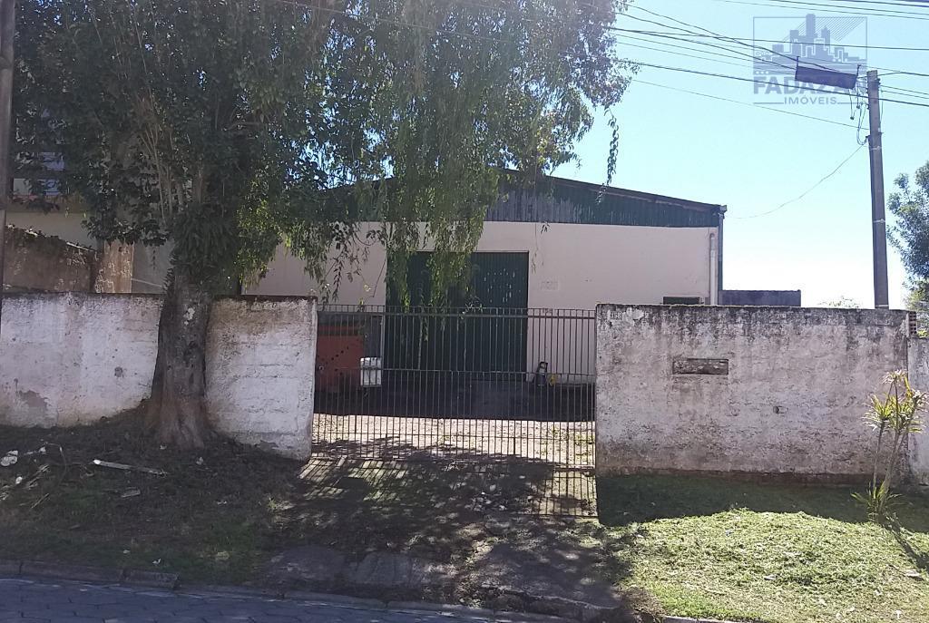 Barracão comercial à venda, Vila Varginha, Pinhais.