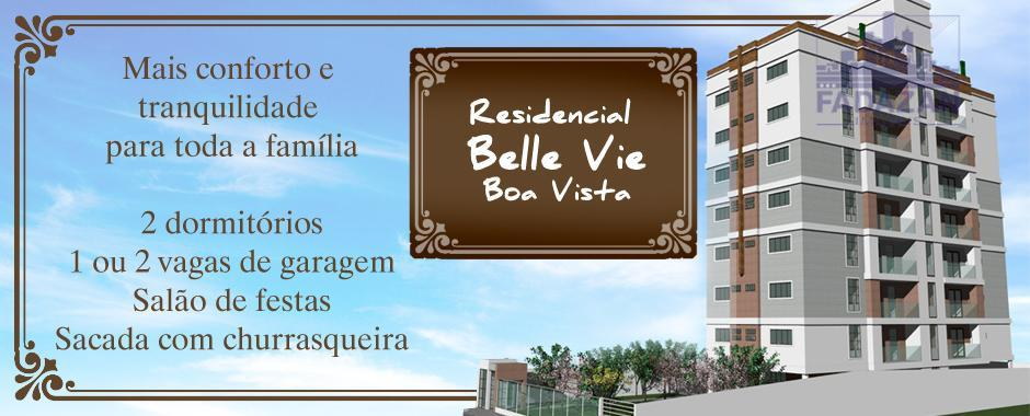 Apartamento 02 dormitórios - Boa Vista - Ref. 500.254 FAD