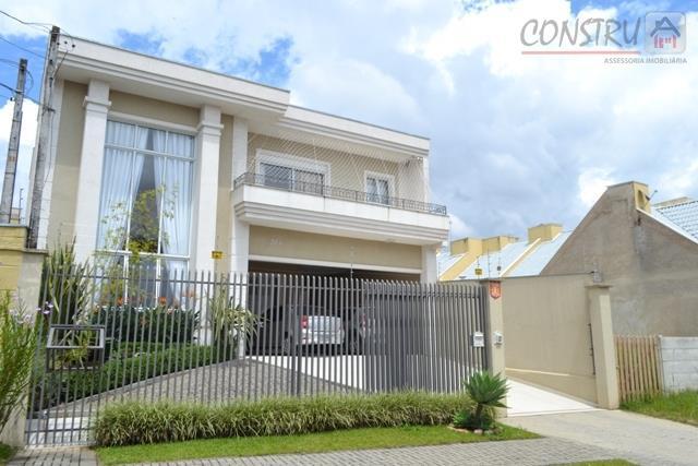 Casa residencial à venda, Atuba, Curitiba.