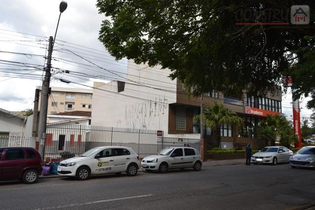 Terreno comercial para locação, Seminário, Curitiba - TE0007.