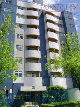 Apartamento residencial para venda e locação, Vila Izabel, Curitiba - AP0128.