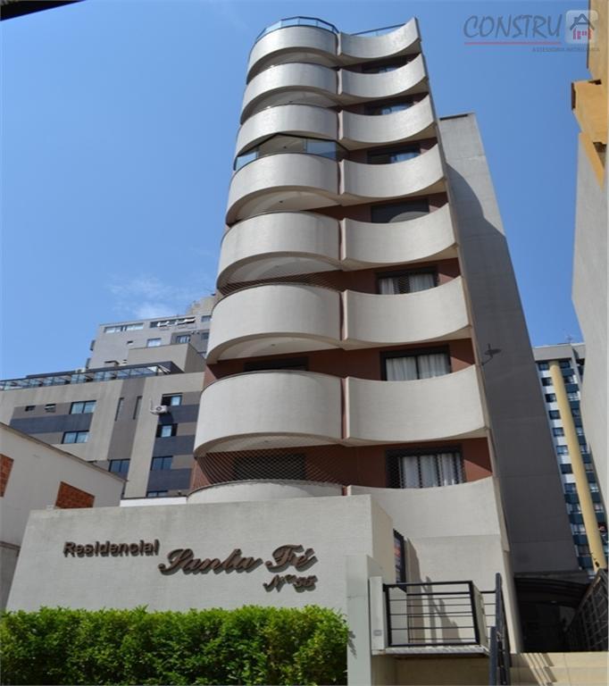 Apartamento residencial à venda, Vila Izabel, Curitiba.