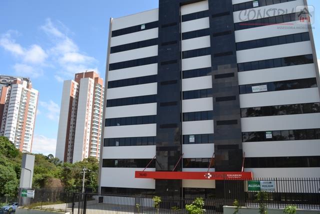 Conjunto comercial para locação, Ecoville, Curitiba - CJ0007.
