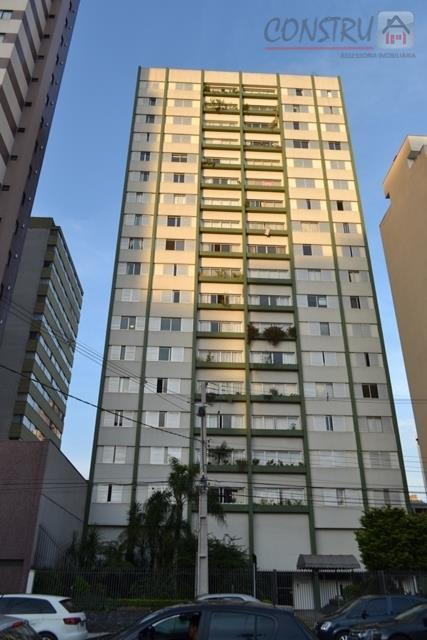 Apartamento residencial para venda e locação, Centro, Curitiba.