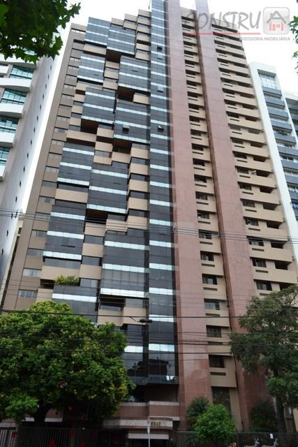 Cobertura residencial à venda, Batel, Curitiba.