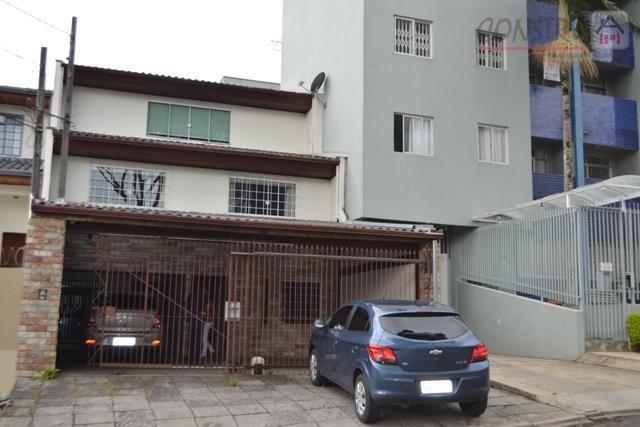 Sobrado residencial para venda e locação, Guaíra, Curitiba.