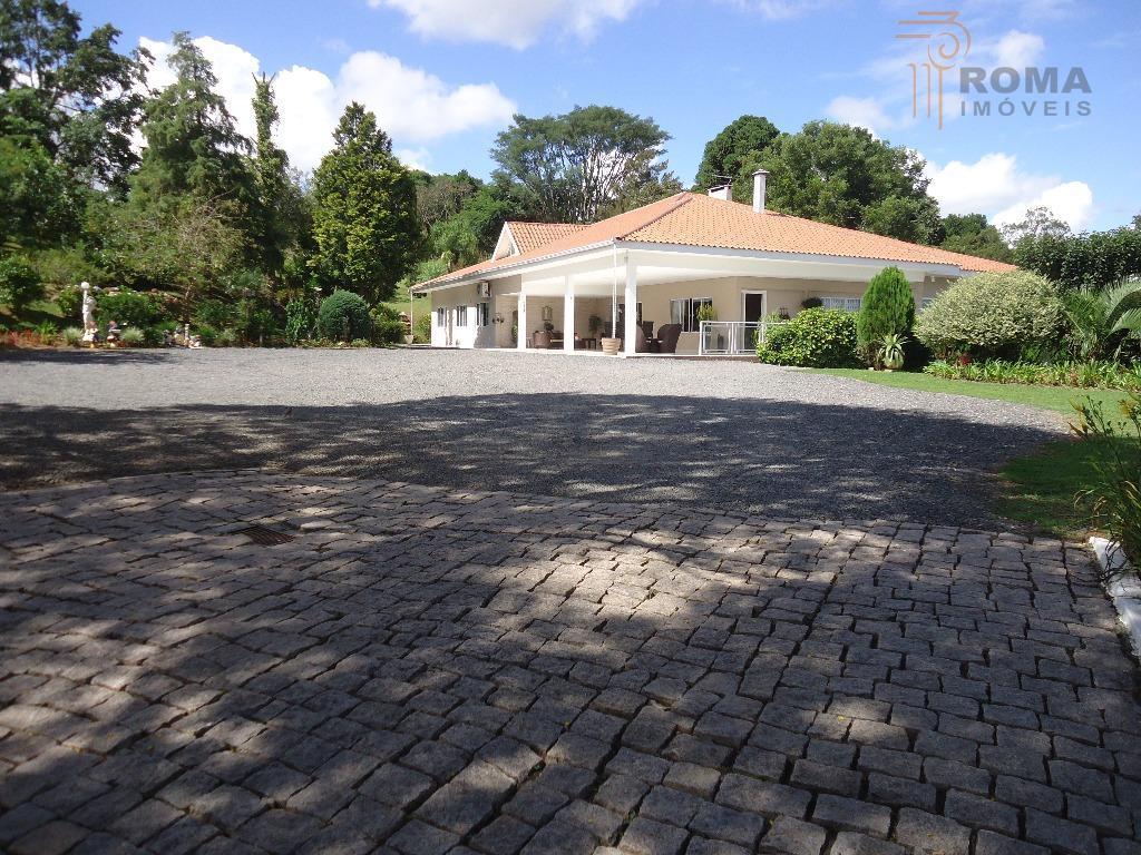 Chácara para Venda , Pronta para Morar ou Eventos!  Jardim Florestal, Campo Largo..