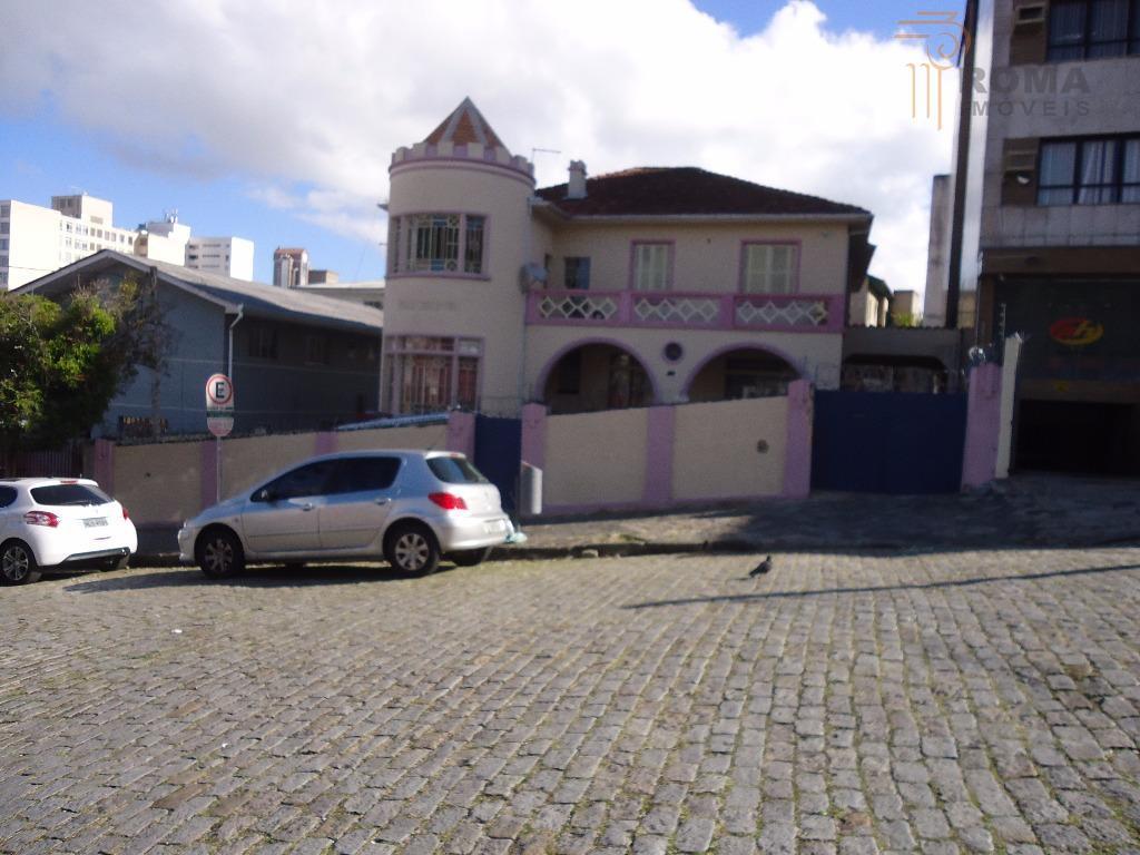 terreno com casa ( precisa de reforma ) comercial e residencial, com área de terreno 625m²...
