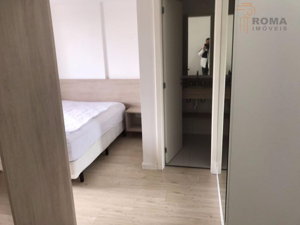 excelente apartamento todo mobiliado, pronto para morar, ótima localização no centro de curitiba esquina com marechal...