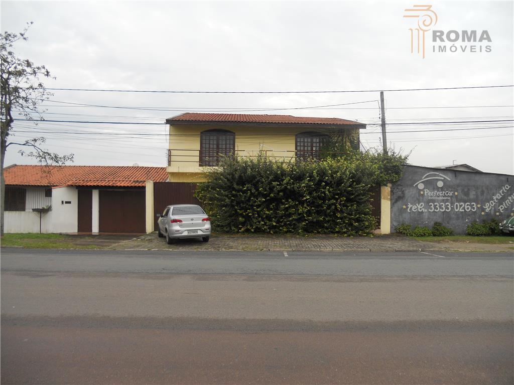 Sobrado comercial para venda e locação, Guaíra, Curitiba.