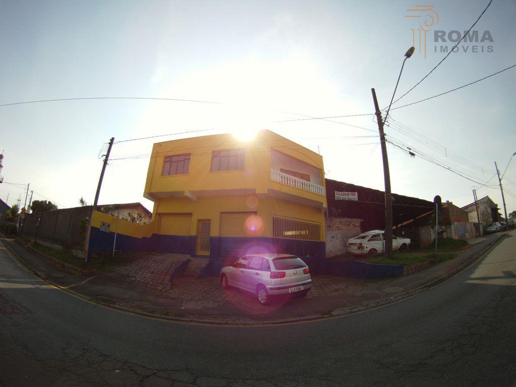 Barracão comercial à venda, Capão Raso, Curitiba - BA0006.