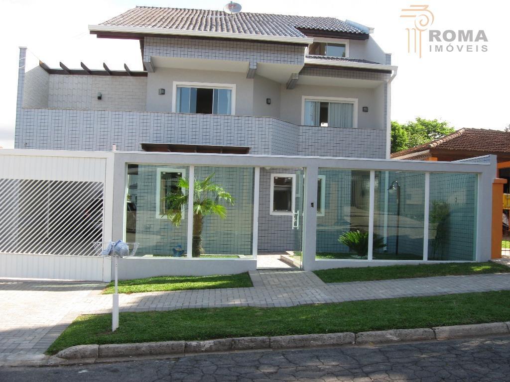 Casa residencial à venda, São Braz, Curitiba.