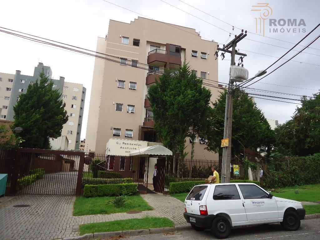 Apartamento residencial para venda e locação, Vila Izabel, Curitiba - AP0127.